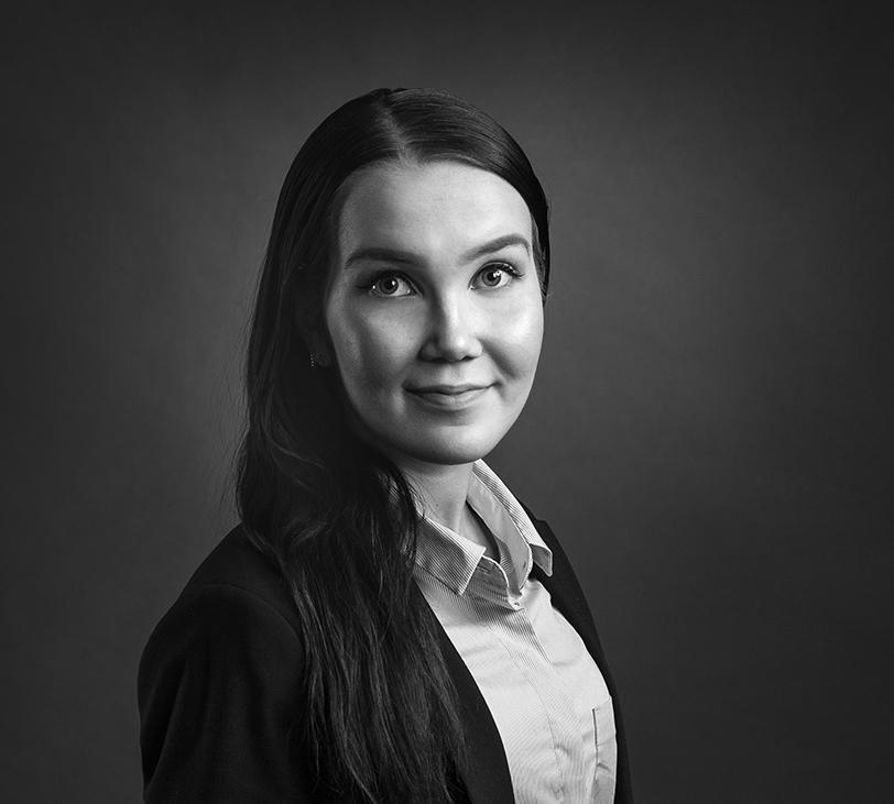 Myyntineuvottelija Johanna Leppänen Rooma LKV